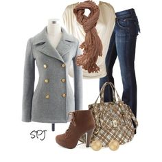 """""""Perfect Plaid Purse"""" by s-p-j on Polyvore"""