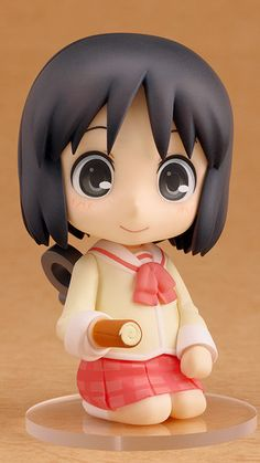Nichijou – Shinonome Nano Nendoroid No.242 action figure by Good Smile Company