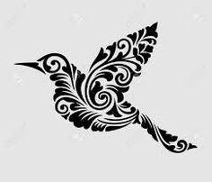 Bildergebnis für gezeichnete fliegende vögel
