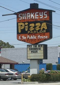 Shakey's Pizza Parlor - America's 1st Pizza Parlor (so they say). by Peter Hirschberg - Toys & Collectibles - Visit to Shakey's Pizza in LA 2007