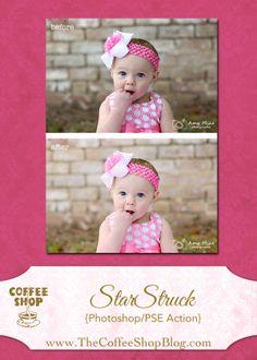 Rita's generous free action: The CoffeeShop Blog: CoffeeShop StarStruck Photoshop/PSE Action!