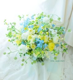 Wedding Bouquets, Wedding Flowers, Wedding Dresses, Bountiful Temple, Pastel Wedding Theme, Flower Cafe, May Weddings, Fruit Garden, Quinceanera