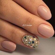Elegant Gel Nail Art Designs for 2019 - style you 7 Square Oval Nails, Round Nails, Gel Nail Polish, Gel Nails, Acrylic Nails, Nail Polishes, Gel Nail Art Designs, Fall Nail Designs, Nails Design