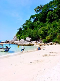 Maleisië - Perhentian Island