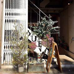buenotokyoBUENO 本日11時半openです  夜は貸切営業となりますので、お出掛け前に是非ランチにいらしてください。  カレードリア ミートボールホワイトソースかけ 野菜プレート でお待ちしております。  皆さま、素敵な1日を‼︎ #三軒茶屋 #三茶BUENO #buenof #レストランと花屋さん #ランチ #レストラン2016/02/11 09:54:29