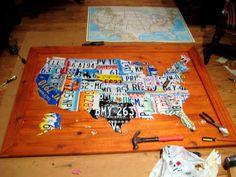 UPDATE: C.R.A.F.T. #31: License Plate Map - C.R.A.F.T.
