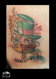 Tatuaggio+Cappellaio+Matto