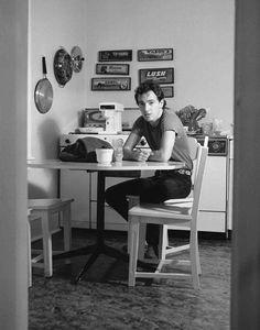 """velvetnyc: """"""""Bruce Springsteen, NJ, 1982 """" """""""