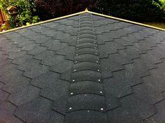 bitumen roof tiles - Google Search