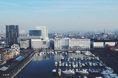 Antwerpen dok. Nikond3300 vanop het MAS