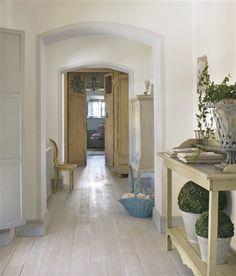 Un antiguo cortijo en la Costa del Sol · ElMueble.com · Casas love the floors