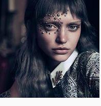 Makeup by Rae Morris, shot by Steven Chee, makeup #pearls #cleannaturalskin