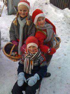 Julebukker på Garpa & Prærien!