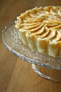 HALF A POT OF CREAM: Pudding Club Part 1 - French Apple Tart