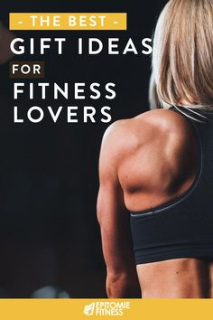 Find the perfect gift ideas for the fitness fanatic in your life with this ultimate gift guide. You will find gifts for runners, cross fitters, travelers, and everyone else in between! Help tone, tighten, and strengthen, and even massaging and easing sore, tired muscles! From ab rollers and resistance bands to speed ropes and foam rollers, you are sure to find a unique and useful gift for the special fitness lover in your life! #gymlovers #crossfit #crossfitgifts #healthandfitness #giftideas Strength And Conditioning Workouts, Core Strength Exercises, Back Pain Exercises, Fitness Equipment, No Equipment Workout, Hotel Workout, Hiit Session, Foam Rollers, Ab Roller