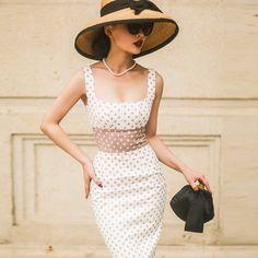 Le palais rocznika 2017 Lato Klasyczne Hepburn Gorset Typu Pencil Dress Plac Collar Patchwork Wysoki Wzrost Elastycznej Tkaniny Sukienka