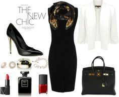 Chic Business Clothes | Clothes, Shoes / The New Business Chic - Day to Night Look