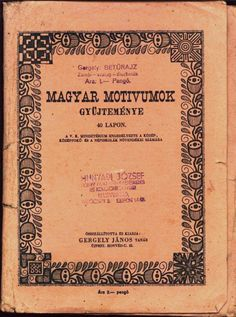 """Magyar Motivumok""-Hungarian Folk embroidery"