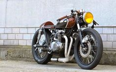 Honda CB500F 'Kobra' - Nils Jan K - Inazuma Cafe Racer