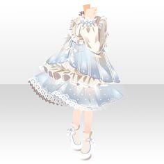 テイル・フォンターナ|@games -アットゲームズ- Dress Drawing, Drawing Clothes, Anime Outfits, Cute Outfits, Play Dress, Dress Up, Anime Dress, Cocoppa Play, Character Outfits