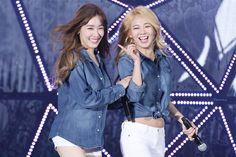 Tiffany & Hyoyeon