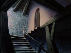 Animation Backgrounds: CINDERELLA