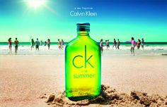 CK One Summer Edition 2014 - Refreshing and icy notes of grapefruit and lime in the top are combined with juicy melon. Fun and lively cocktail of tequila, white freesia and cypress forms the heart of the perfume. The base hosts sweet notes of coconut water, crushed sugar and cedar.