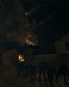 Tournai; La Chaine; La Chaine; Lepage; Musée des Beaux Arts; Tournai; Belgium
