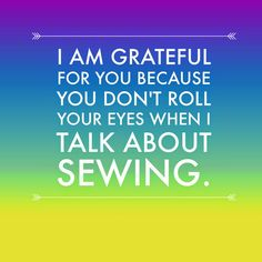 Sew Delicious: Hi I'm Ros. I write a blog about sewing.