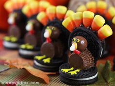 Thanksgiving Themed Food for Kids