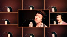 One Man Newsies (Nick Pitera) Disneys Newsies Broadway Medley  MADE MY DAY