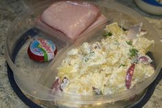 Caroline Makes....: Slimming World Potato Salad