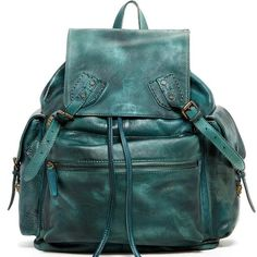 Our Moto Backpack is the epitome of cool and classic. That's why it's one of our signature styles. Crafted from buttery Italian leather, this backpack will only New York Fashion Week 2017, New Years Eve Dresses, Vintage Green, Signature Style, Italian Leather, Leather Backpack, Fashion Forward, Fashion Backpack, Backpacks