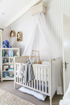 Baby Sebastian – Baby Belle Sebastian Cot - Beautiful Baby Interior Nursery