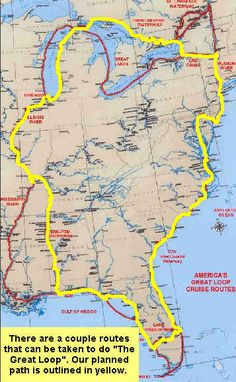 The Great Loop. Our next grand adventure!
