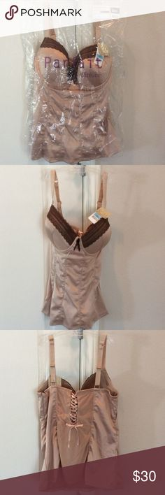 Selling this **PADDED WIRED CAMISOLE BRA** on Poshmark! My username is: 94peaches. #shopmycloset #poshmark #fashion #shopping #style #forsale #Affinitas Intimates #Other