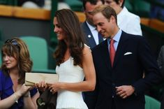 Prince William in The Championships - Wimbledon 2011: Day Seven