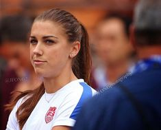 Alex Morgan USWNT