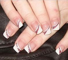 wedding nails design bridal nails designs wedding nails decoration cute graduation nail desing