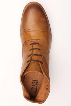 JD FISK Morrison Boot..... I think I'm in love..... <3