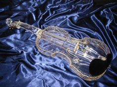 Glass Violin!