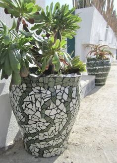 MulticoloredPieces: Mosaics & Garden