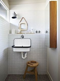 The Alape Bucket Sink:http://www.remodelista.com/products/alape-bucket-sink/