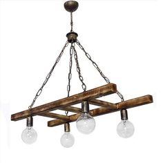 Κρεμαστό Φωτιστικό Οροφής, σε ρουστίκ στυλ, από ξύλο σε καφέ χρώμα και αλυσίδα σε μπρονζέ. Από τη Heronia.----------------------------------------------- Pendant Lighting Fixture, in rustic style, in brown wood and bronze chain. From Heronia.  #papantoniougr #papantoniou #rustic #rusticdecor #instadecor #decorationideas #lightingdesign #decoration #decorideas #homedecor #hoteldecor #woodlovers #wooddecor #designideas #designinspiration #diakosmisi #fwtismos Decor, Light, Wallpaper, Lighting, Ceiling, Home Decor, Chandelier, Ceiling Lights