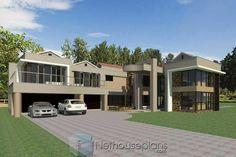 Custom House Plans & Home Designs | 5 Bedroom | NethouseplansNethouseplans