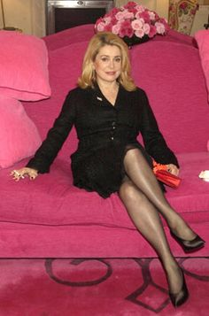 Catherine Deneuve Catherine Deneuve, Isabelle Huppert, Christian Vadim, Funeral, French Beauty, French Actress, Sophia Loren, Famous Women, Beauty