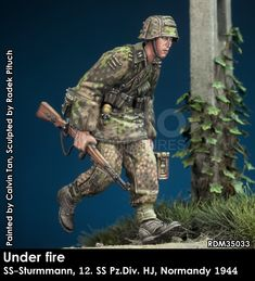 Click on the pic for more details and FREE Worldwide shipping on all orders of $90 or more Operation Dragoon, Liberation Of Paris, The Modelling News, Normandy Beach, Juno Beach, D Day Landings, Military Figures, German Army, Camouflage