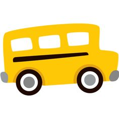 Silhouette Design Store - View Design #3761: school bus