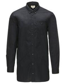 Super cool SUIT Panter langærmet skjorte SUIT Skjorter til Herrer i behagelige materialer