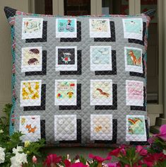 Resplendent Sew A Block Quilt Ideas. Magnificent Sew A Block Quilt Ideas. Small Quilts, Mini Quilts, Baby Quilts, Heart Quilts, Quilting Projects, Sewing Projects, Quilting Ideas, Sewing Ideas, Quilts Online